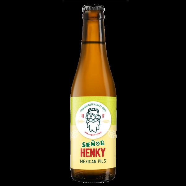 Senor Henky fles