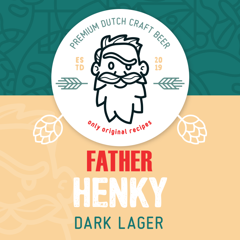 Father Henky label